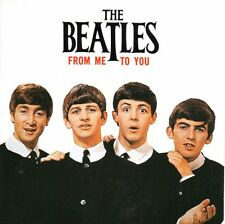 ★☆★ CD Single The BEATLES From me to you 2-Track CARD SLEEVE    ★☆★
