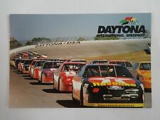 Vintage Daytona International Speedway Collector Postcard Rolex 24 Hour Nascar 3