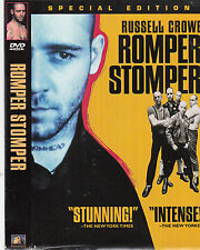 Romper Stomper-1992-Russell Crow-2 Disc Special Edition-Movie-2 DVD