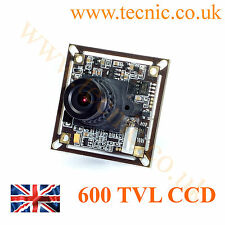 FPV IR Block Camera Sony Super Had CCD CCTV 600tvl 2.8mm Quadcopter PZ0420