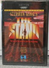 The Stand (DVD 2001 Special Edt. ) RARE STEPHEN KING 1994 MINI SERIES BRAND NEW