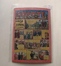 El Coyote Nr.1 (Schwicker, Gb.) Zustand 3