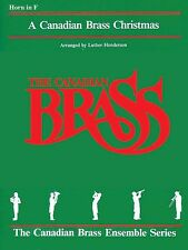The Canadian Brass Christmas French Horn Brass Ensemble NEW 050489975