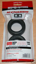 Tamiya 53254 M-Chassis 60D Super Grip Radial Tires/Tyres (/M01/M03/M04/M05/M06)