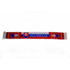 SLOVAKIA COUNTRY FLAG  THICK SCARF.. NEW