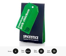 Jamaican Jerk Chicken - spiceNtice Spice Kits - Chilli Wizards