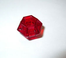 1 Original Milton Bradley Fireball Island Game Part Piece Red Jewel