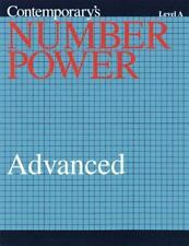 Number Power TABE: Number Power TABE - Intermediate 2/Level A by Contemporary...
