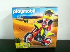 Playmobil 4923 MOTOCROSS in Uovo di Pasqua MIB, 2008