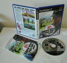 TIGER WOODS PGA TOUR 2003 Sony PlayStation gioco game golf ps2 prima stampa