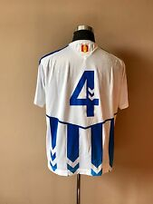 Camiseta Futbol Recreativo De Huelva 12/13 Decano Hummel Match Worn