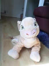 Plush Figure Soft Toy Disney Lion King Nala  disney store