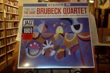 Dave Brubeck Quartet Time Out LP sealed 180 gm Vinyl Lovers RE reissue