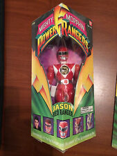 "Power rangers mighty morphin red 8"" ranger - new sealed - rare collectable"