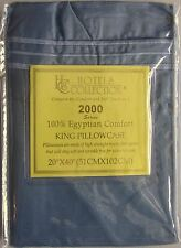 2000 COUNT PILLOW CASES,2 PILLOW CASES PER SET,2 SIZES AND 15 COLORS AVAILABLE