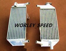 Aluminum Radiator For Honda CRF250 CRF250R 2010 2011 2012 2013 10 11 12 13