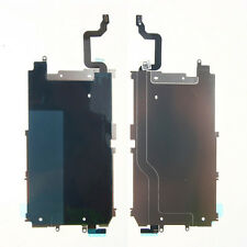 Metal Backplate Shield + Home Button Extend Flex Cable for iPhone 6 4.7""