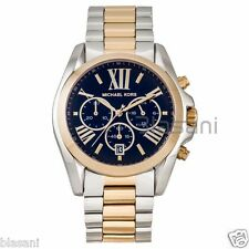 Michael Kors Original MK5976 Women's Bradshaw Two Tone Chronograph Watch