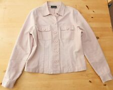 LADIES DUSTY PINK SHORT FITTED JACKET by Principles ~ Size 14