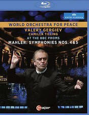 World Orchestra for Peace - BBC Proms [Blu-ray], New DVDs