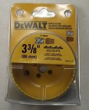 "DEWALT D180054 3-3/8"" Bi-Metal Hole Saw USA"