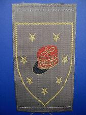 insigne tissu de l'école des cadres d'uriage w w 2/vichy /pétain