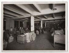 PHOTO - Cliché BASTIDE - Tri postal - Métier - LA POSTE - France - Vers 1930.