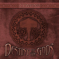 COVEN - Destiny of the Gods (NEW*US METAL*COMEBACK*C.UNGOL*CANDLEMASS*M.FATE)