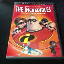 Disney PIXAR - THE INCREDIBLES - DVD - 2 disc Collector's Edition
