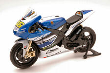 Yamaha Monster 2013 YZR M1 Valentino Rossi 2013 #46 Moto GP 1:12 Model 57583