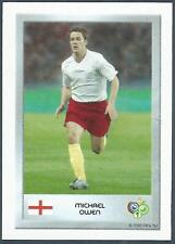 PANINI FIFA WORLD CUP-GERMANY 2006- MINI SERIES- #029-ENGLAND-MICHAEL OWEN