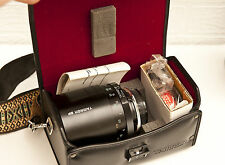 Tamron SP 500mm F8 Mirror Lens Olympus Fit, with case,strap & original receipt.