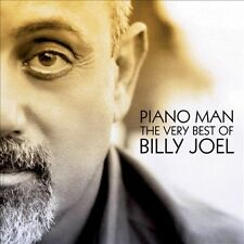 NEW Piano Man: The Very Best Of Billy Joel by Billy Joel CD (CD) Free P&H