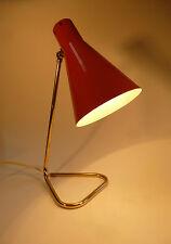 Stilnovo Tischlampe Schreibtischlampe Lampe Leselampe Rockabilly Milano um 1955