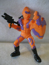 1991 vintage Cobra ALLEY VIPER G.I. Joe Yolanda PVC figure toy RARE Hasbro Spain