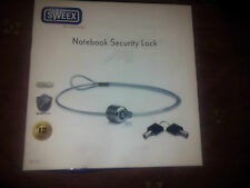 SWEEX NOTEBOOK SECURITY LOCK BRAND NEW BOXED LAPTOP ETC