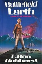 Battlefield Earth by L. Ron Hubbard (1982, Hardcover)