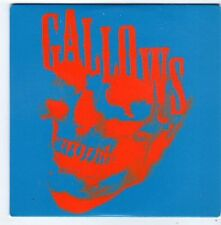 (FG604) Gallows, In The Belly Of A Shark - 2007 DJ CD