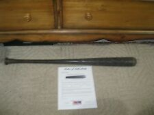 Ken Griffey Sr. Game Used Baseball Bat PSA DNA Certified 1980-1983