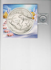 "CANADA, 2015, ""CANDY MAN"" $20 SILVER COIN UNCIRCULATED CONDITION"