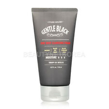 [ETUDE HOUSE] Gentle Black One Shot Cleansing Foam 150ml / Korea cosmetic
