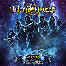 WIND ROSE - Wardens Of The West Wind - CD DIGIPACK