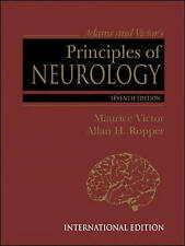 Adams and Victor's Principles of Neurology (International Students Edition) Vict