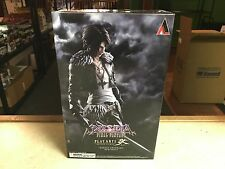 2017 Play Arts Final Fantasy Dissidia SQUALL LEONHART Figure MIB - AUTHENTIC USA