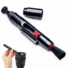 Pro Lens Pen DSLR Digital Camera Filter Screen Cleaning Brush pen For Canon Sony