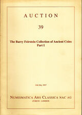 HN NAC asta n. 39 Barry Feirstein Collection of Ancient coins Part I 2007