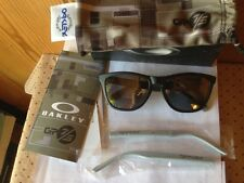NEW Oakley Limited Edition GP75 Frogskins - Matte Black / Black Iridium, 24-335