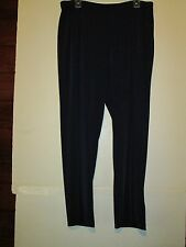 EASYWEAR by CHICO'S  3 short (XL ) NAVY BLUE NO TUMMY PANTS-$24.00