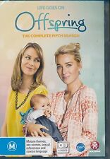 Offspring The Complete Fifth Season 5 Five DVD NEW 4-disc All Region