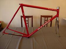 Vintage Basso Loto frame & fork road bike